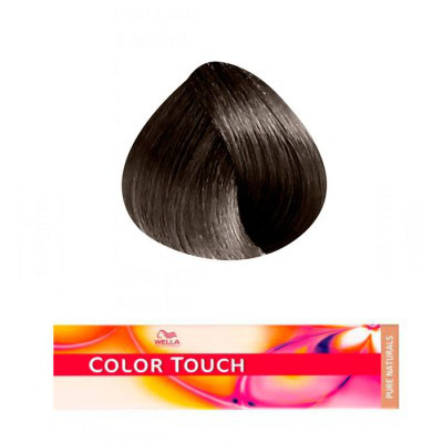 Color touch Châtain 4/0 coloration sans ammoniaque 60 ml