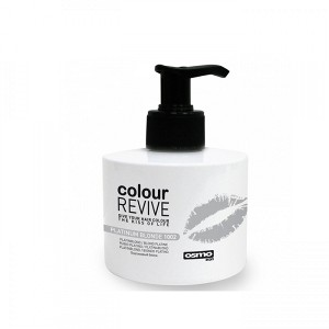 Colour revive soin pour cheveux colorés  Blonde platine 1002 Osmo 225ml