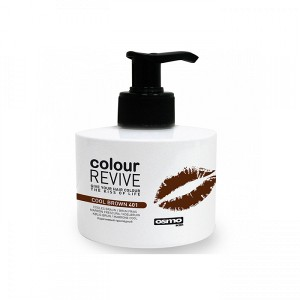 Colour revive soin pour cheveux colorés  Cool brown 401 Osmo 225ml