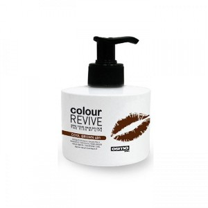 Colour revive soin pour cheveux colorés Osmo<br/>  Warm chestnut  225ml