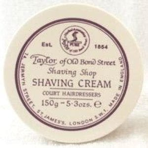 crème à raser Taylor of old bond street<br/> parfum shaving shop