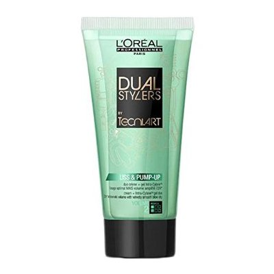 Dual stylers Liss and Pump-up Tecni art 150ml