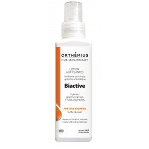 Lotion biactive action fortifiante gainante<br/> Orthémius  125ml