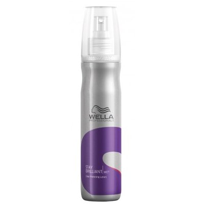 Lotion protectrice coloration Wella <br/> Stay brilliant 150ml