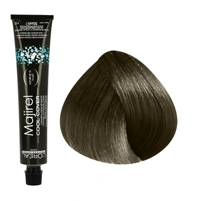 Majirel Cool Cover N°6 blond foncé 50ml