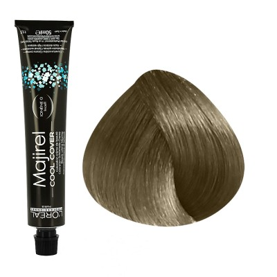 Majirel Cool Cover N°7.1 blond cendré 50ml