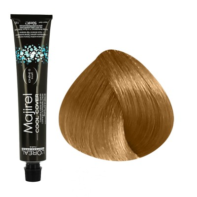 Majirel Cool Cover N°8.3 blond clair doré beige 50ml