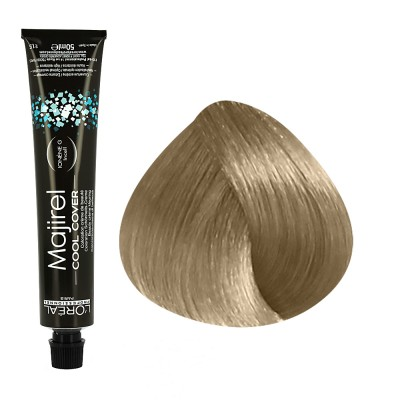 Majirel Cool Cover N°9.1 Blond très clair cendré 50ml