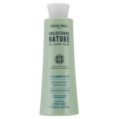 Shampooing exfoliant Collections Nature by Cycle Vital Eugène Perma 250ml