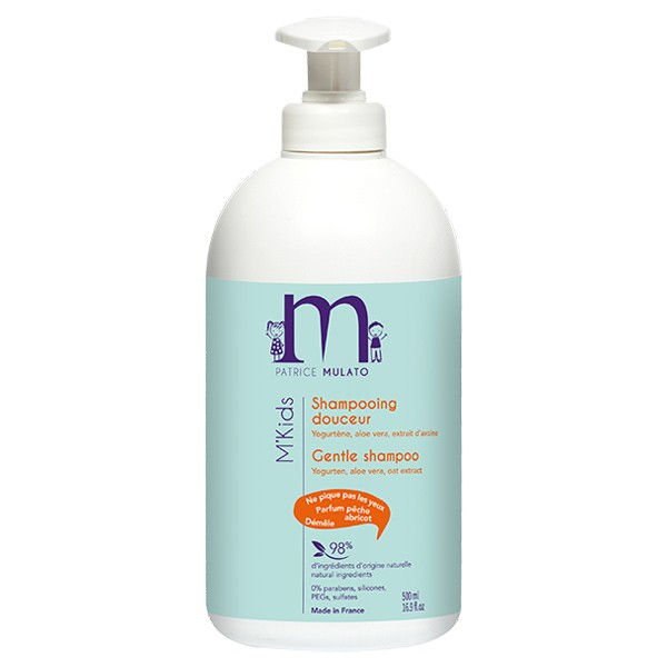 Shampooing kids Mulato 500ml