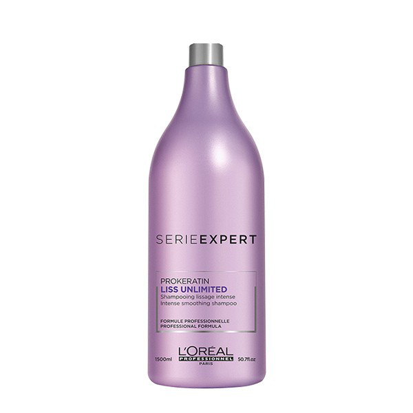 Shampooing Liss unlimited l'oréal 1500ml