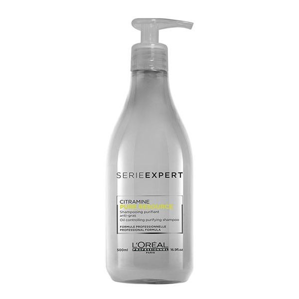 Shampooing Pure Ressource l'oreal 500ml