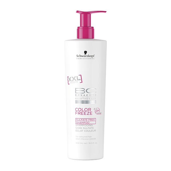 Shampooing sans sulfate Color Freeze Schwarzkopf 1000 ml