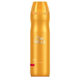 Shampooing solaire corps et cheveux Sun Wella  250ml