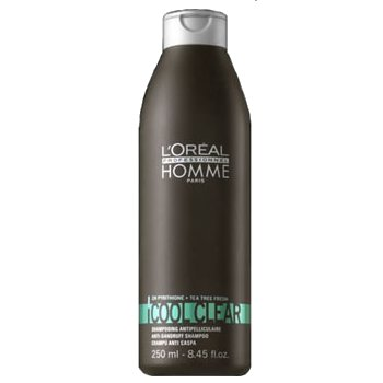 Shampooing homme Cool Clear homme<br/> l'oréal pro 250ml