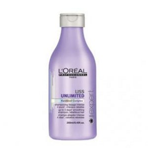 Shampooing Liss Unlimited 250ml<br/>L'oréal pro
