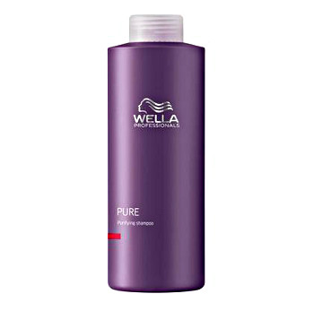 Shampooing purifiant 1000ml<br/> cheveux gras Wella care balance