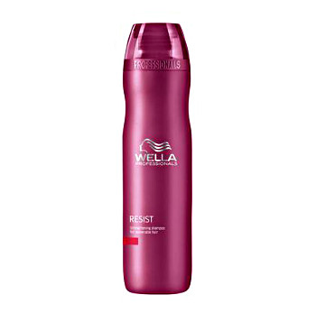 Shampooing resist fortifiant cheveux fragiles <br/> Wella Care Age, 250 ml