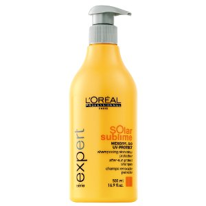 Shampooing solar sublime <br/> 500ml l'oreal pro