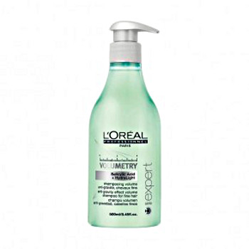 Shampooing Volumetry 500 ml<br/> L'Oréal Pro
