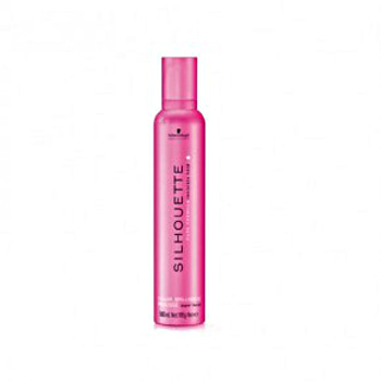 Mousse brillance couleur ultraforte Silhouette 500ml Schwarzkopf