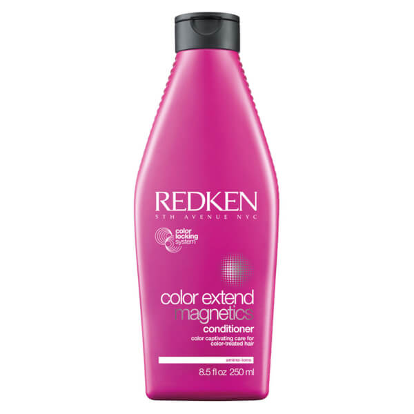 Soin conditioner Color extend Magnetics cheveux colorés 250ml Redken