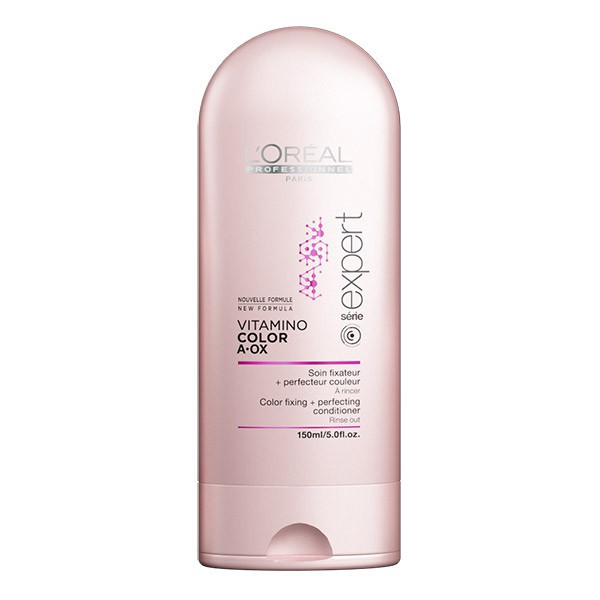 Soin fixateur vitamino color A-OX <br/>150ml l'oréal pro