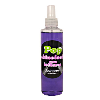 Spray fixant Shine Look, 250 ml<br/> Hairgum Pop