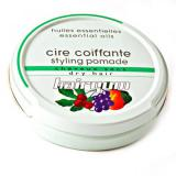 Cire coiffante amande brillant cheveux secs, 40 ml<br/> Hairgum