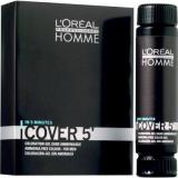 Coloration homme Cover 5 sans ammoniaque  Chatain clair 5 - 50ml -