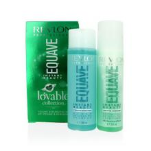 Equave kit Lovable volume et démêlant<br/> revlon