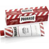 Crème à raser Proraso rouge barbes dures<br/> Proraso, 150 ml
